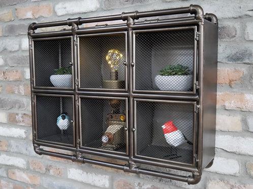 Industrial cupboard