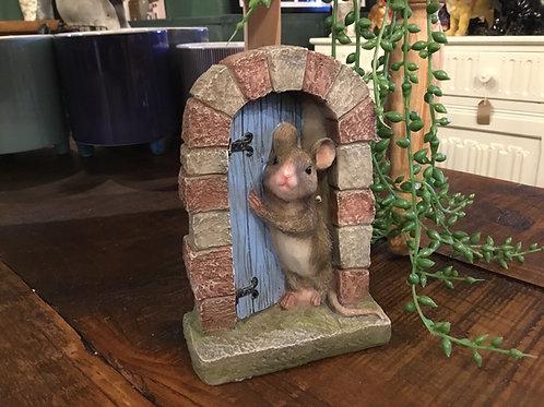 Mouse door 6in