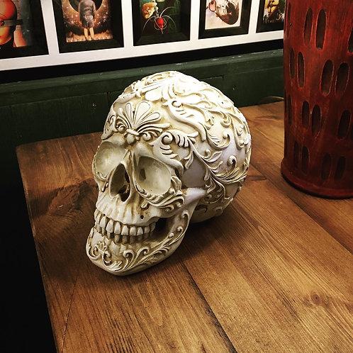 Detail skull