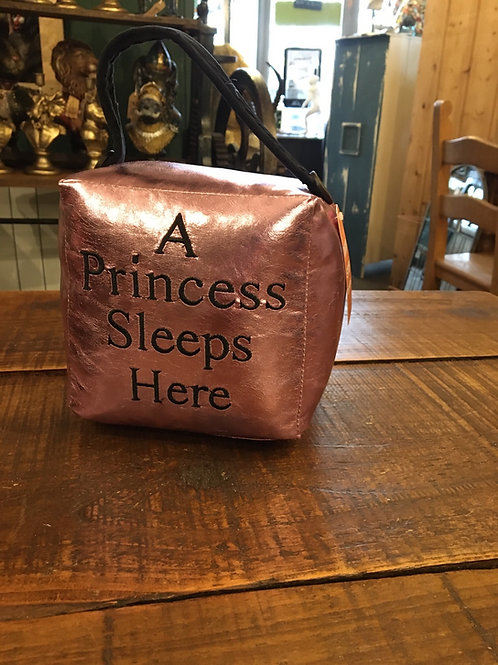 Doorstop princess