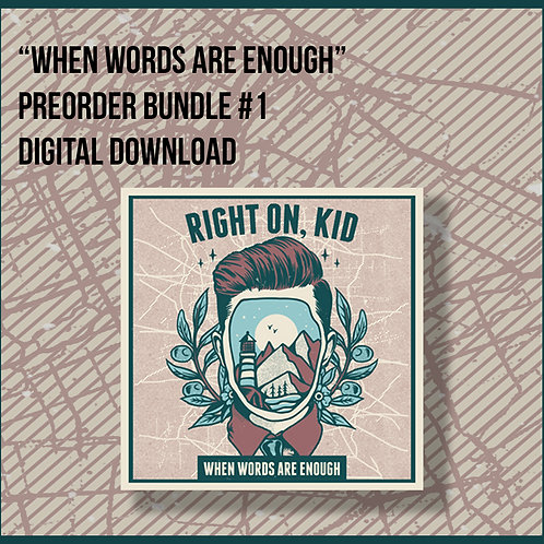 When Words Are Enough EP Digital Download
