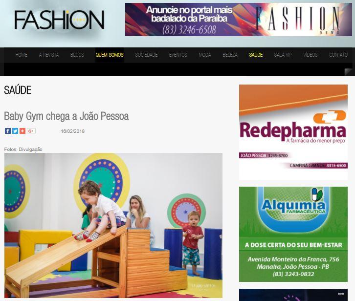 Revista Fashion News