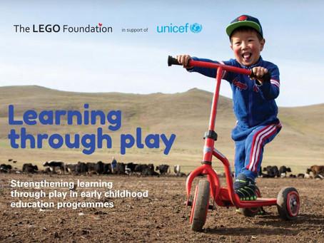 A importância de aprender brincando