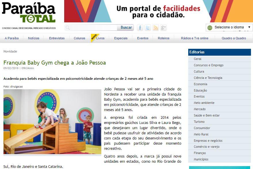 Paraíba Total