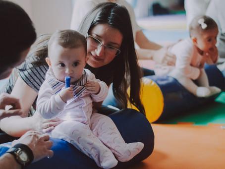 Sobre o desenvolvimento na primeira infância