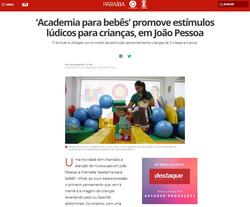G1 João Pessoa