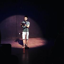 Joshua Nguyen poet spitshine