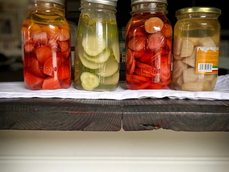 Lacto Fermentation and the Lost Art of Preserves