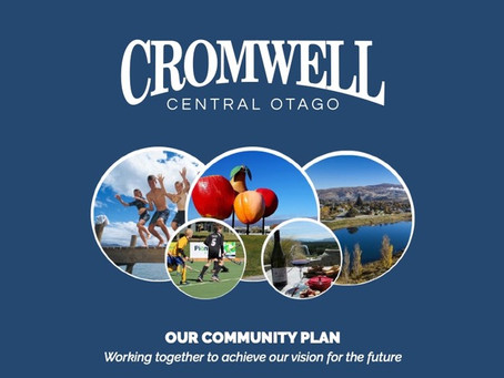 Newly-Released Draft Cromwell Community Plan