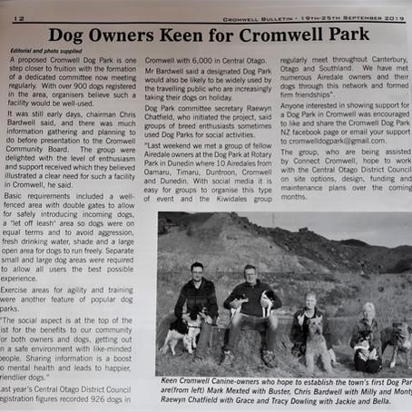 Cromwell Dog Park