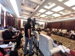 Governor of Guizhou Province meeting with Israeli delegation