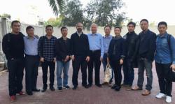Chinese Educators visiting Israel