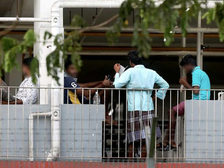 Covid-19: Some foreign workers feel 'safer' in dorms, others lament lack of enforcement