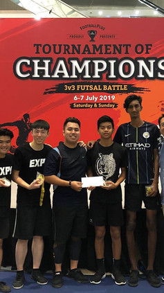 6-7 Jul 2019 | Football Plus Tournament of Champions