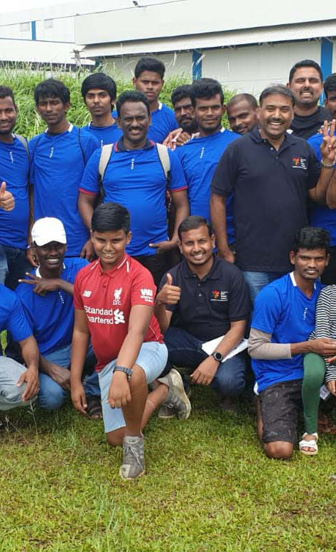 28 Oct 2019 | AGWO Cricket Tournament