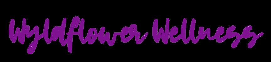 WyldflowerWellness_Long_Horizontal_Purpl