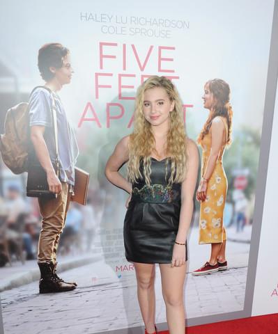 Lilia+Buckingham+Five+Feet+Apart+Los+Ang