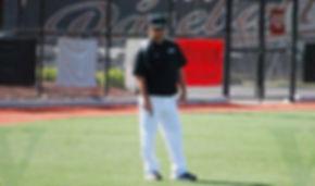 Baseball Coach Scott Watson