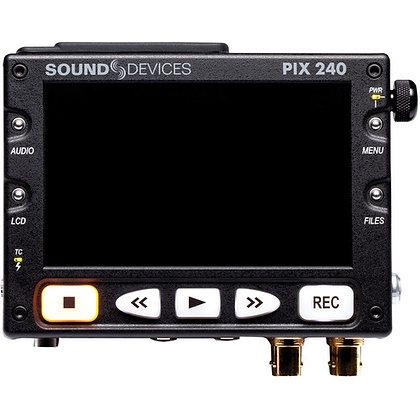 Sound Devices PIX 240 Video Recorder