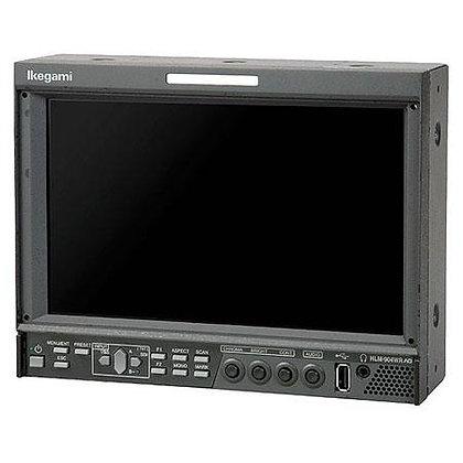 "9"" Ikegami HDTV/SDTV Multi-Format LCD Color Monitor"