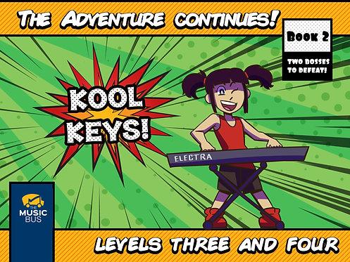 Kool Keys Book 2