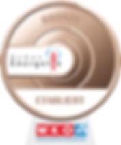Qualitätssiegel WKO Humanenergetik Bronze