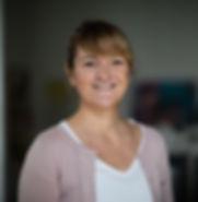Kinesiologin Nina Sandner