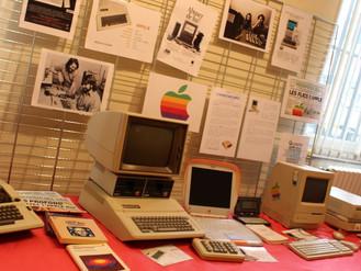 Exposition 40 ans de micro informatique
