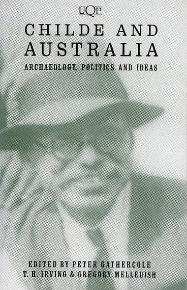 Childe and Australia (book cover)