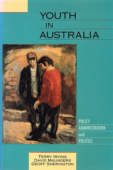 Youth in Australia (book cover)