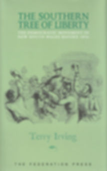 The Southern Tree of Liberty (book cover)