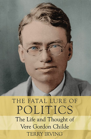 THE FATAL LUREOF POLITICS (bookcover)