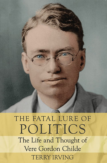 THE FATAL LURE OF POLITICS (book cover)