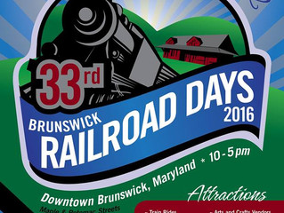 Judges Announced for Railroad Days Art Contest