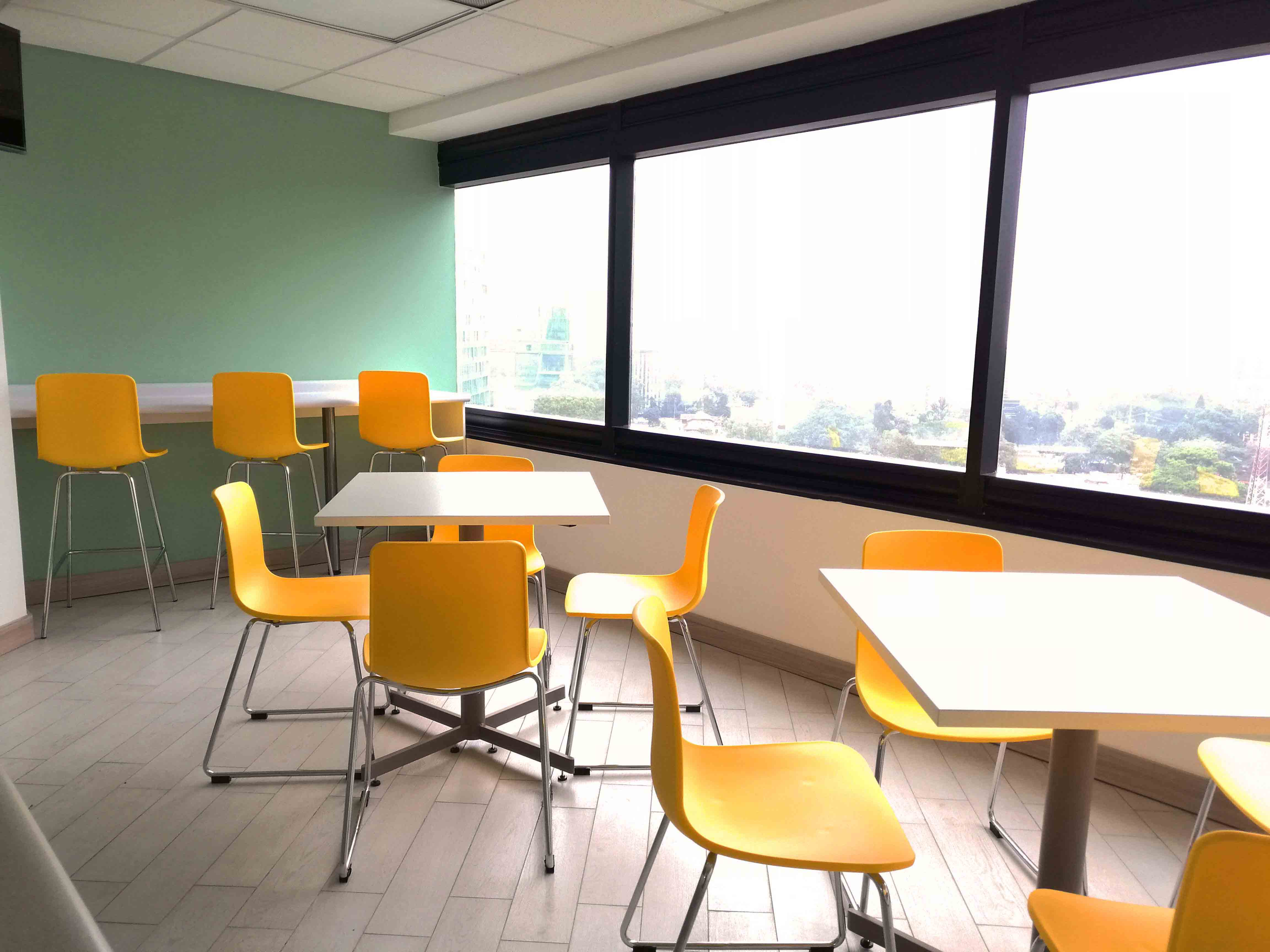 Cafetería oficina