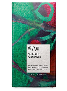 Vivani Chocolade Melk Noten