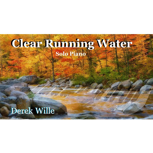 Clear Running Water