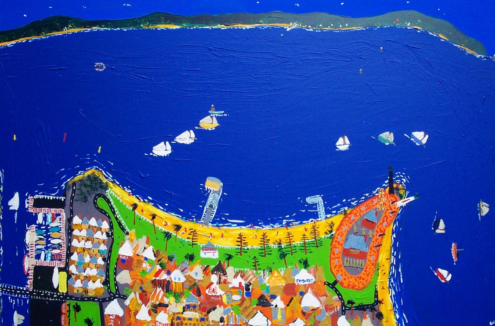 Queenscliff Couta Boat Race
