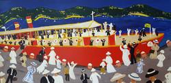 Queenscliff-Ferry