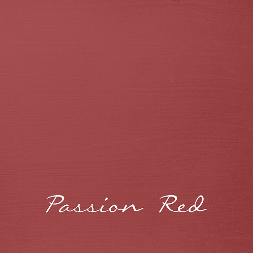 Passion Red, Vintage Finish