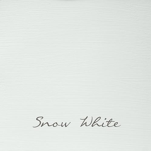 Snow White, Vintage Finish
