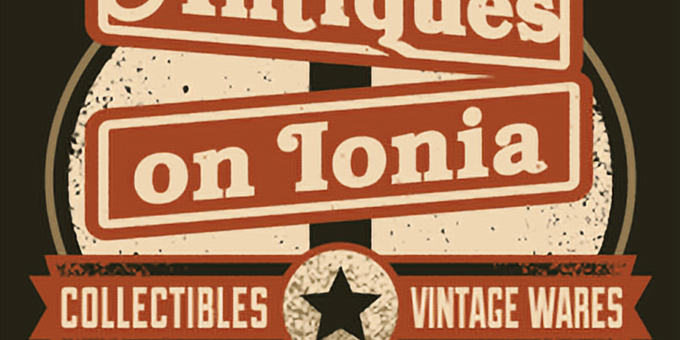 Antiques on Ionia | We are a Vendor!