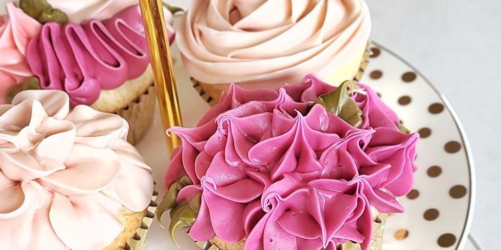 DIY Cupcake Decorating