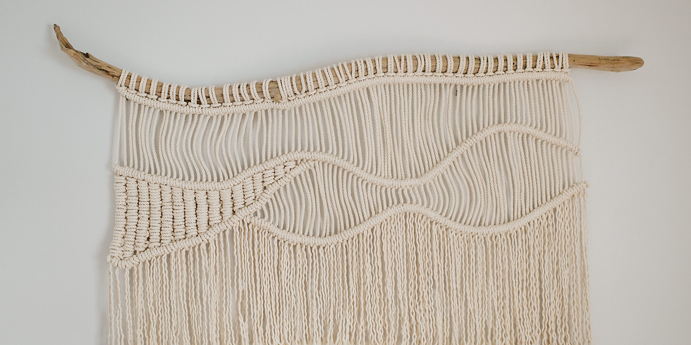 Macrame 101 Workshop with Mad Ropes