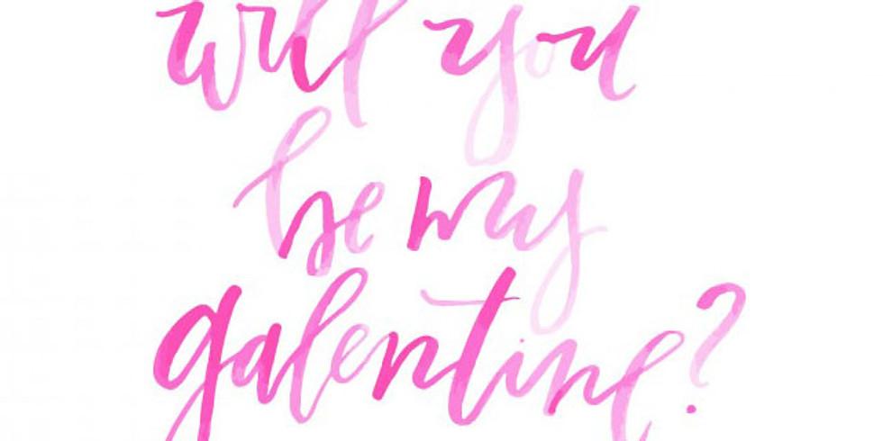 Galentine's Day | Sip + Shop