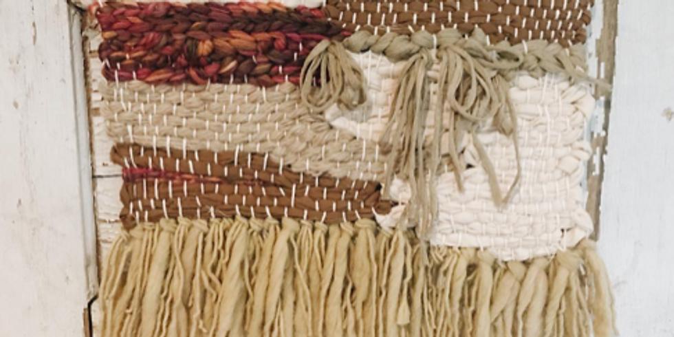 DIY | Weaving
