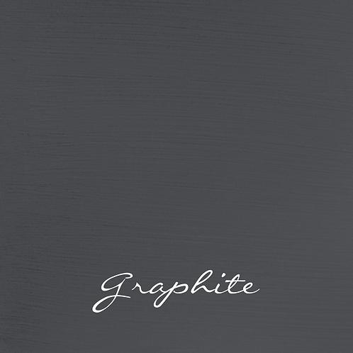 Graphite, Vintage Finish