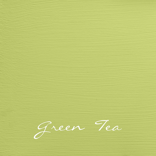 Green Tea, Vintage Finish