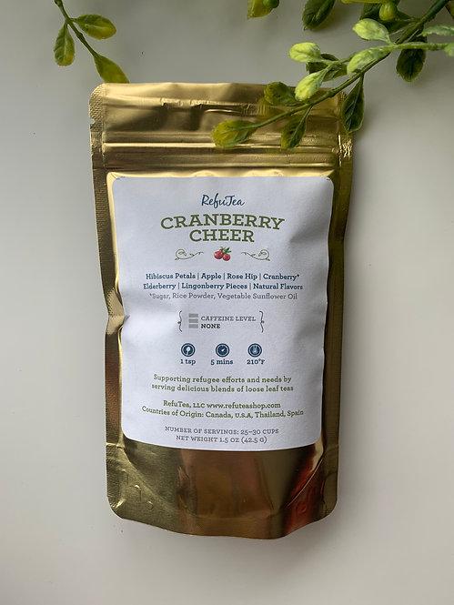 Refutea Cranberry Tea