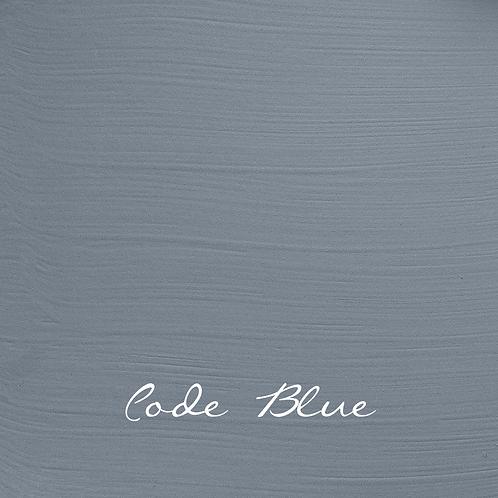 Code Blue, Vintage Finish